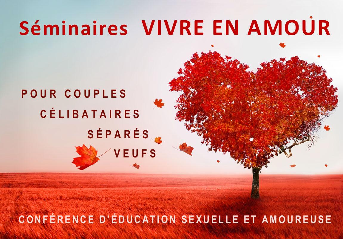 Séminaire Vivre en amour – Toulouse – 2018-2019
